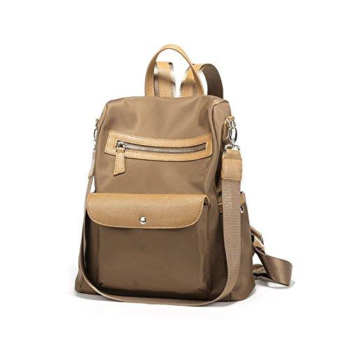 Dachui Anti Oxford Oxford Cloth Bag, Backpack British College Wild Wind-c To