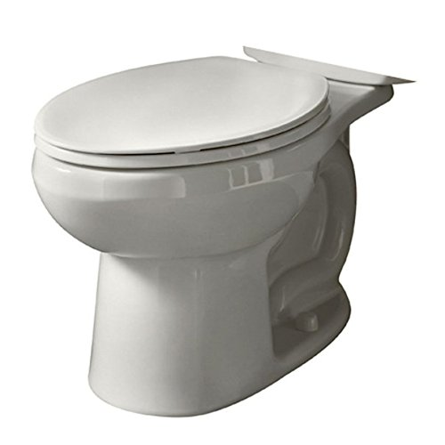 American Standard 3063.001.020 Evolution 2 Universal Elongated Toilet Bowl Only, White