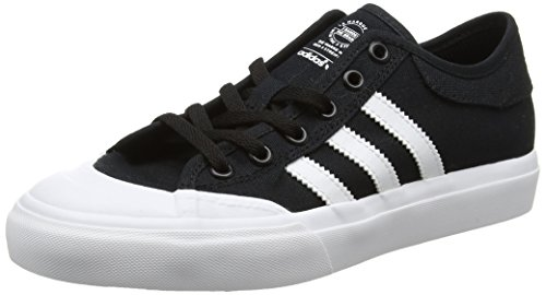 adidas Matchcourt, Chaussures de Skateboard Mixte Adulte Noir (Core Black/footwear White/core Black)