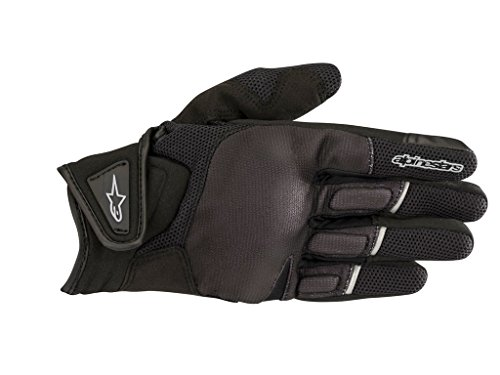 Alpinestars Women's Stella Atom Gloves (Small) (Black) - Lady Leather Race Suit