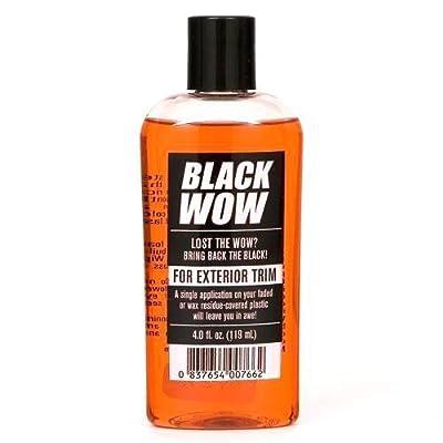 Black Wow 4oz: Automotive