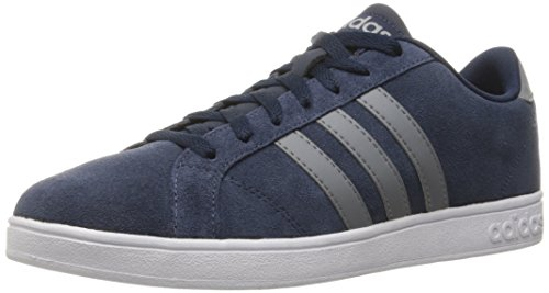 adidas+NEO+Men%27s+Baseline+Fashion+Sneaker%2C+Collegiate+Navy%2FTech+Grey%2FWhite%2C+10.5+M+US