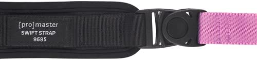 Promaster Swift Strap 2 for Compact or Mirrorless DSLR Pink