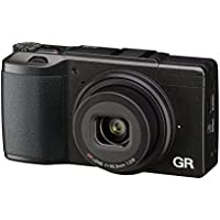 Ricoh GR II Digital Camera with 3-Inch LCD (Black)