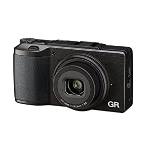 41dLK0jTmoL. SS300  - Ricoh GR II Digital Camera with 3-Inch LCD (Black)