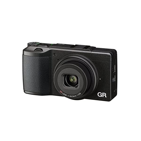 41dLK0jTmoL. SS600  - Ricoh GR II Digital Camera with 3-Inch LCD (Black)