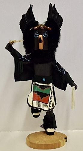 18 INCH Crow Kachina (Doll Kachina Owl)