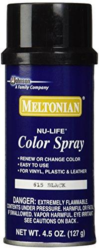 Meltonian Shoe Color Spray - 615 Black (Meltonian Color Spray compare prices)