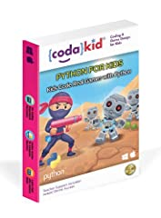 Kids Learn Python Programming by Making their own Games Python for Kids teaches kids how to code in Python while creating exciting professional quality games. Our self-paced, online course is designed for students ages 10+ and can be taken an...