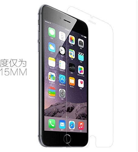 Ftsquare iPhone 6 Tempered Glass Glass Screen Protector 9H Hardness Screen Protector (2-Pack))