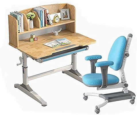DWHOP-hm - Mesa de Estudio para niños, Mesa de Estudio, Elevador ...