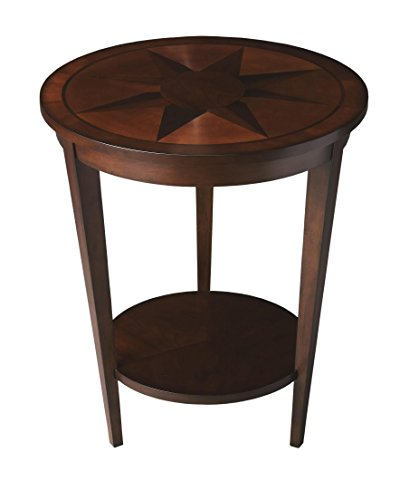 (Butler Masterpiece Round Accent Table)