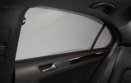 VW 2011-2017 Jetta Black Magnetic Pop-In Sunshade