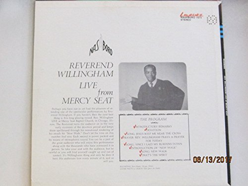 Live From Mercy Seat [VINYL LP]