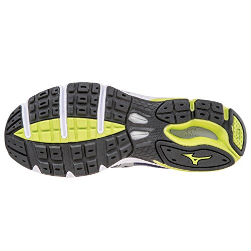 Mizuno Wave Impetus 3 Scarpe Running Uomo Blu Pelle Tela 151302.tg.42.5