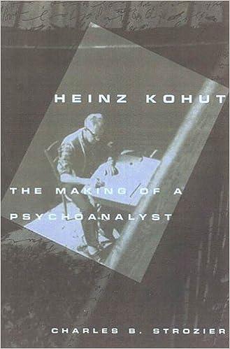 Bücher zum kostenlosen Download auf dem Computer Heinz Kohut: Psychoanalyst MOBI