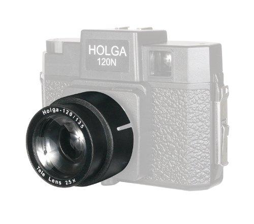 Holga Telephoto Adapter Lens for 120/135 Camera Ht-25 2.5X