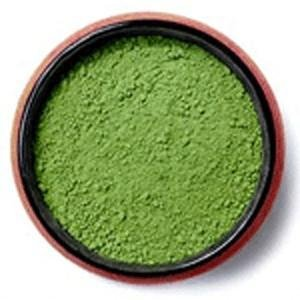 Matcha Green Tea Powder (16 oz bag of loose tea powder) by Victorian CafeNTea