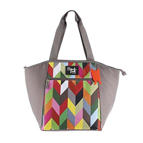Designer Vinyl Tote Bags - 8