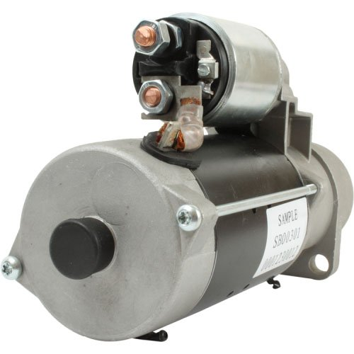 Explorer 87-13 Trident 81-84 72259581 72270794 72277573 IS0254 IS1249 Case 1990-1992 Tiger Six 81-87 DB Electrical SBO0301 New Starter For Agco Allis 5670 Tractor Dsl 1991-1997 Buffalo 1980-1982