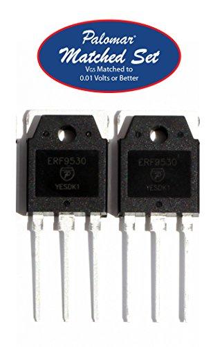 Matched Pair (2) ERF9530 100 Watt PEP RF Power Mosfet Transistor in TO-3PN Package ()