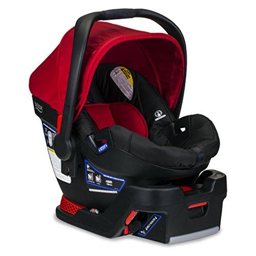 britax stroller red - 4
