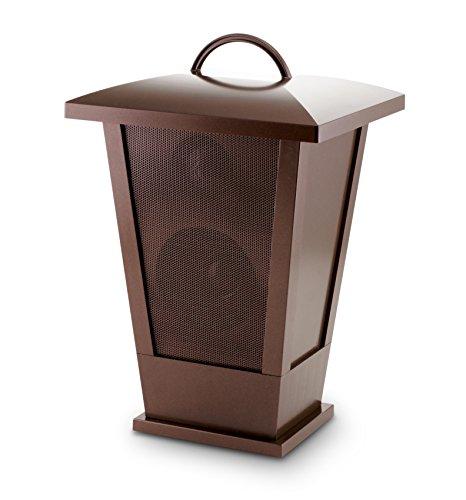 Bluetooth Speaker Lantern Lights Copper product image