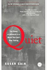 Quiet: The Power Of Introverts In A World That Can't Stop Talking (Turtleback School & Library Binding Edition) Reprint edition by Cain, Susan (2013) Library Binding School & Library Binding