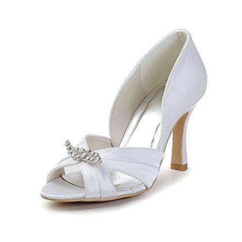 Minitoo Col Ivory Tacco Heel 9cm Scarpe Donna rPq6xrw
