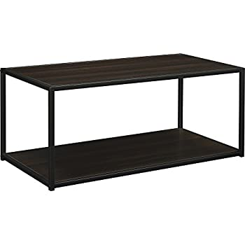 Altra canton coffee table with metal frame for Table 6 kitchen canton ohio