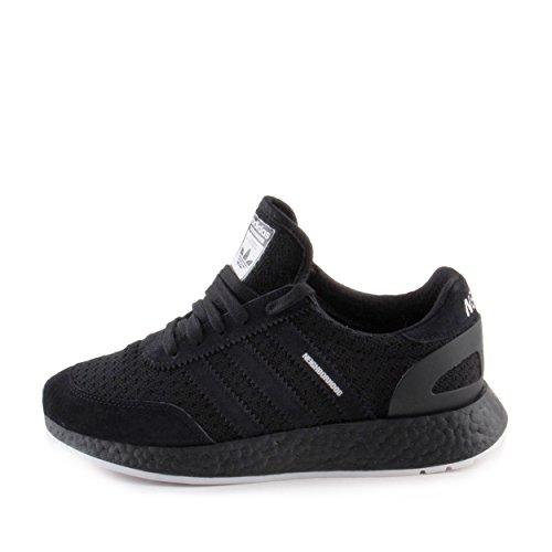 Adidas Hombres I-5923 Nbhd Barrio Iniki Runner Tela Negra Talla 11.5