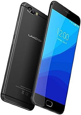 UMIDIGI Z Pro Smartphone Libre Android (Pantalla 5.5 , 4G Lte Doble SIM, Deca-core Helio X27