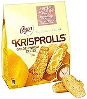 product image for Pagen Golden Krisprolls - 225g - 5 pack