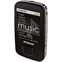 Polaroid 4 Gb Mp3 Music & Video Player PMP180-4