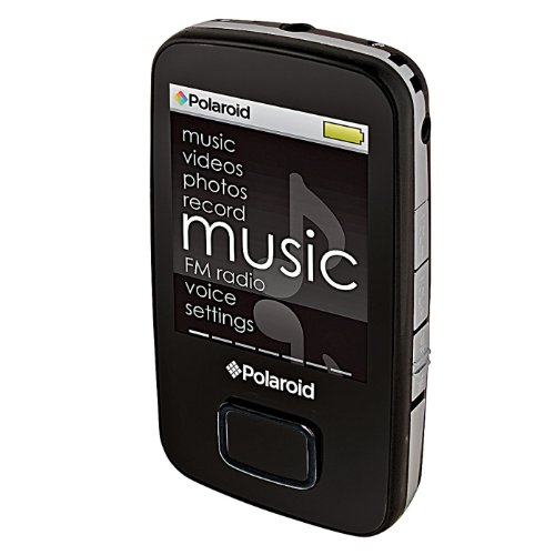 Polaroid Music Video Player PMP180 4