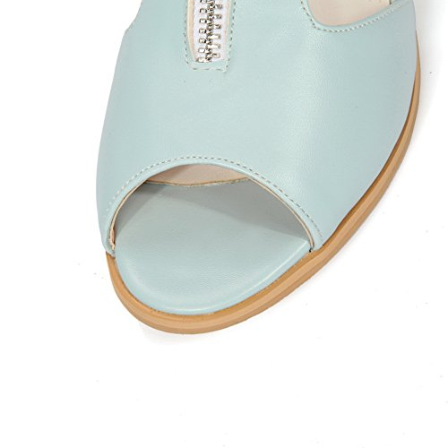 Blu An Ballerine blue 35 Donna zHxPxwE