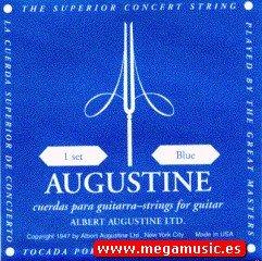 Augustine Blue Label (Augustine Blue Label Classical Guitar Strings)