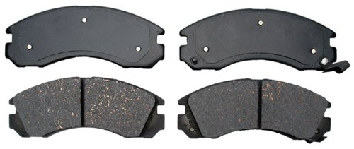 ACDelco 17D530C Professional Ceramic Front Disc Brake Pad (Eagle Talon Brake Disc)