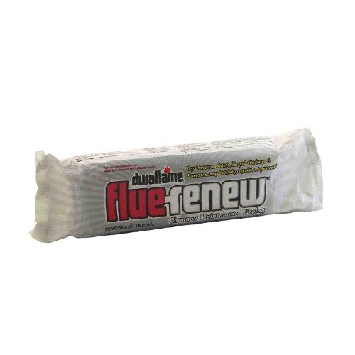 Rutland Duraflame  Flue-Renew  Soot & Creosote Remover Log