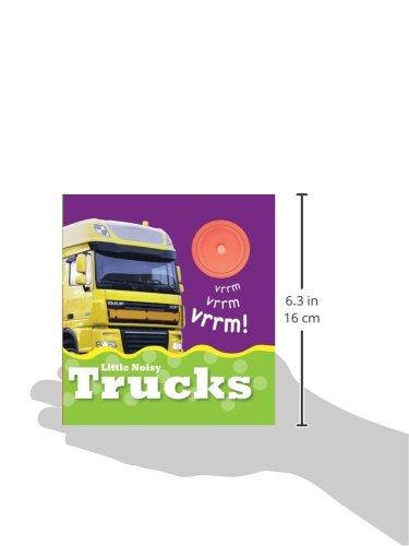 Little Noisy Trucks by B.E.S. Publishing