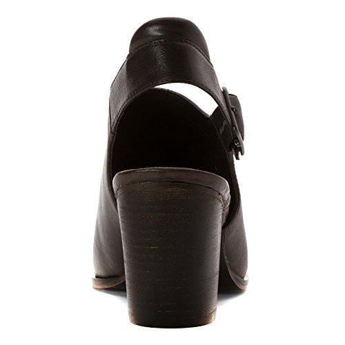 Chinese Laundry Womens Katrina Mule Black Leather UHuv24