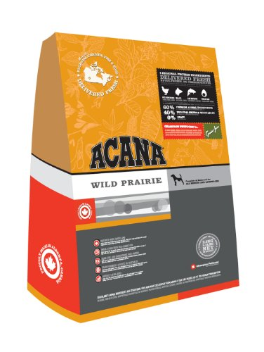 Acana Wild Prairie Grain-Free Dry Dog Food, 29.7lb