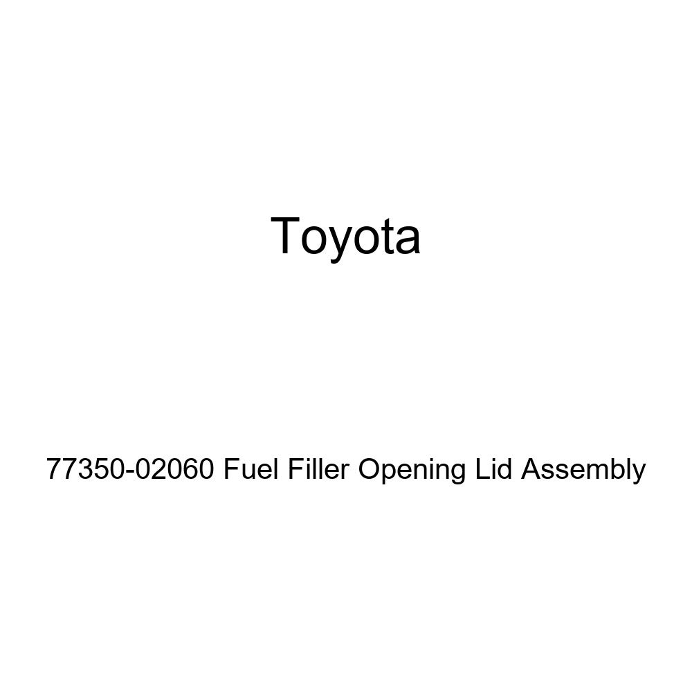 Genuine Toyota 77350-02060 Fuel Filler Opening Lid Assembly