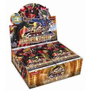 Konami YuGiOh 5Ds Extreme Victory Booster Box 24 Packs