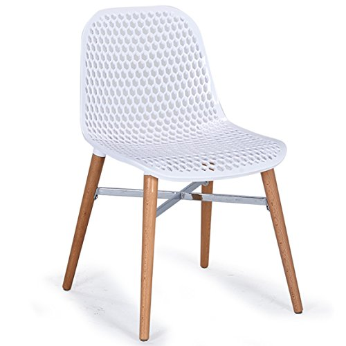 Amazon.com: LRW Sillas modernas minimalistas, comedores ...