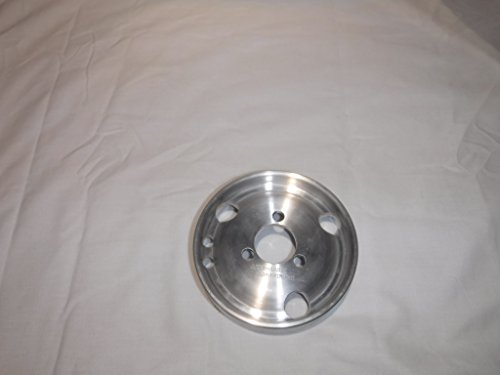 Vr6 Water (Autobahn Autoworx billet VW vr6 water pump pulley)