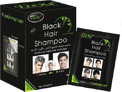 Buy box hair dye to cover gray
