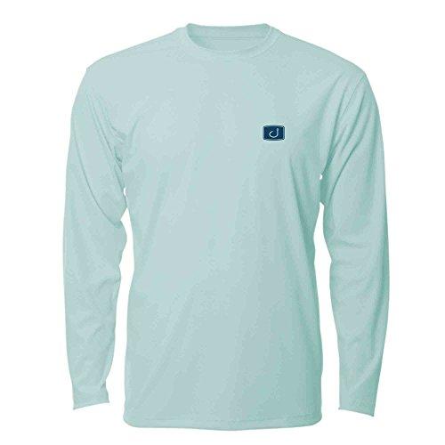 AVID Core AVIDry Long Sleeve Shirt - Seafoam - Medium by AVID Sportswear