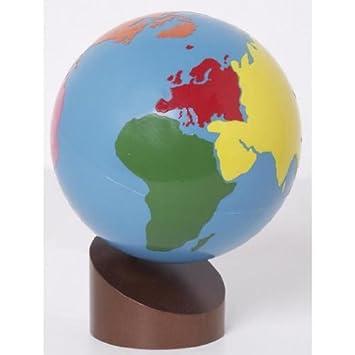 Globus Erdteile Amazon De Spielzeug