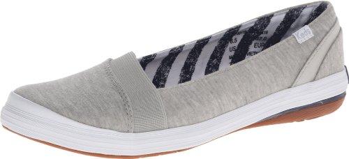 Keds Women's Cali Slip-On Fashion Sneaker,Grey,7 M US
